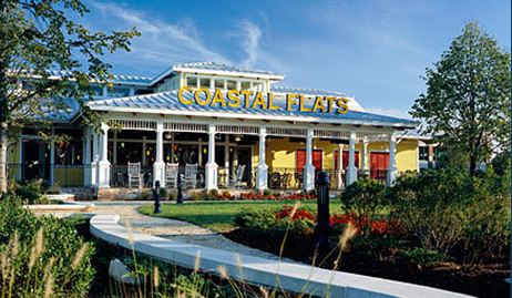 What Micky Eats...: Coastal Flats