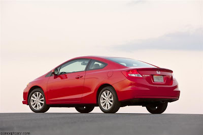 2012 Honda Civic Wallpaper