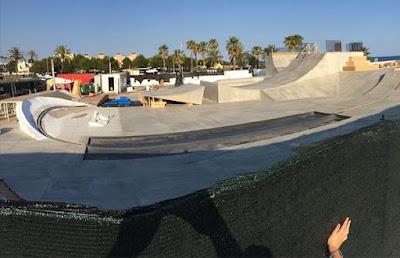Skatepark Cubelles