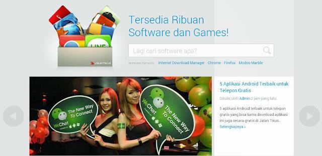 Situs Jalantikus.com