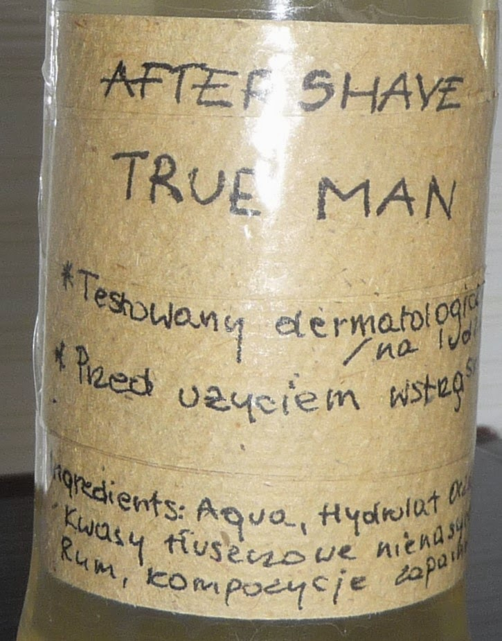 aftershave diy