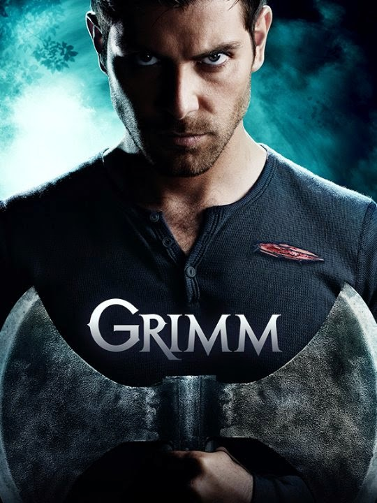 Grimm Monstros Lobisomem serie