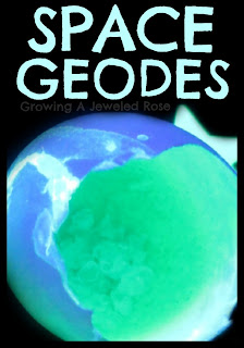 homemade geodes