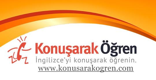 Akıcı İngilizce Konuşturan Sistem; konusarakogren.com