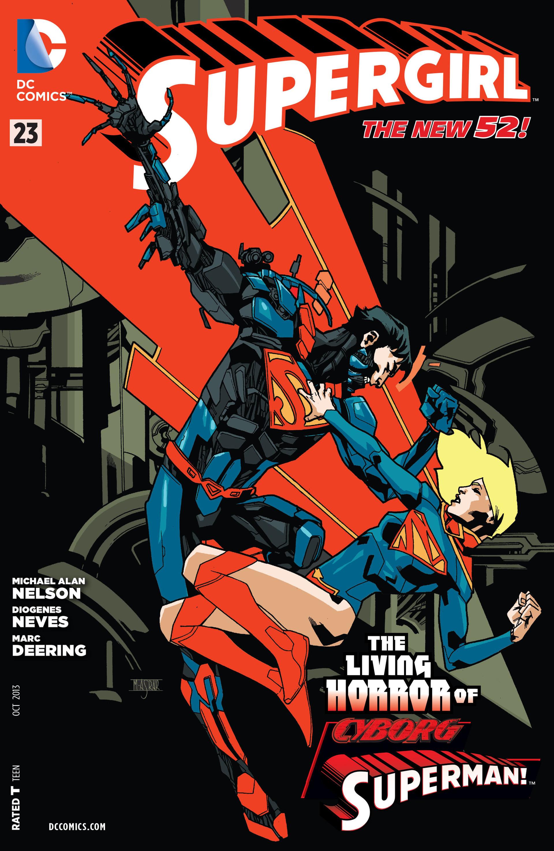 Supergirl (2011) Issue #23 #25 - English 1