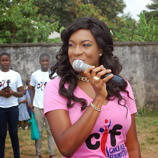chika ike foundation