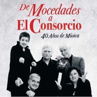 El Consorcio – De Mocedades Al Consorcio (40 Años de Música) (2010) MU gratis