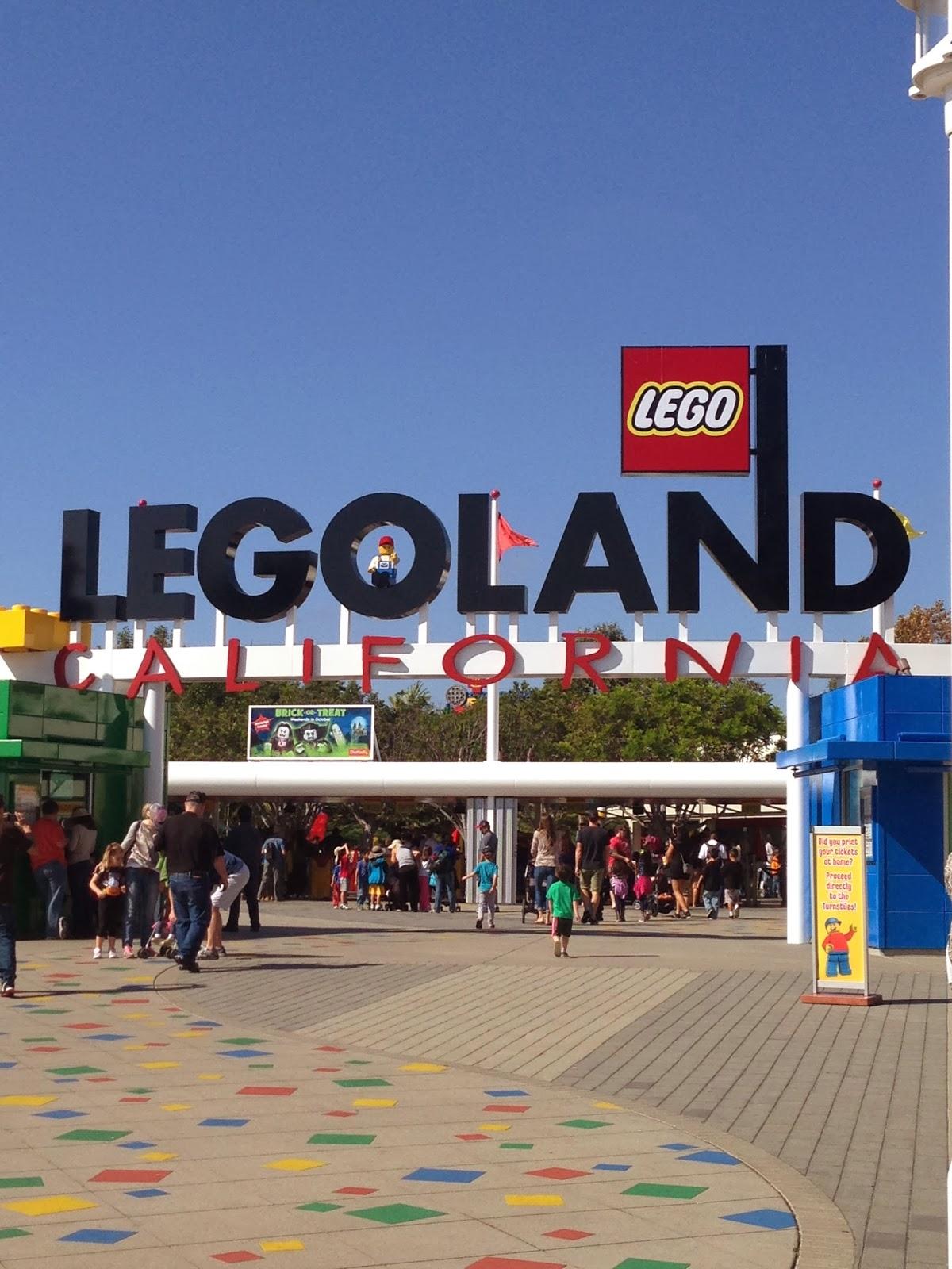 lego land legoland