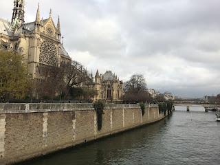 Notre Dame, Île de la Cité, Paris