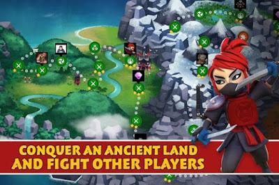 Samurai Siege Alliance Wars v1307.0.0.0 Apk