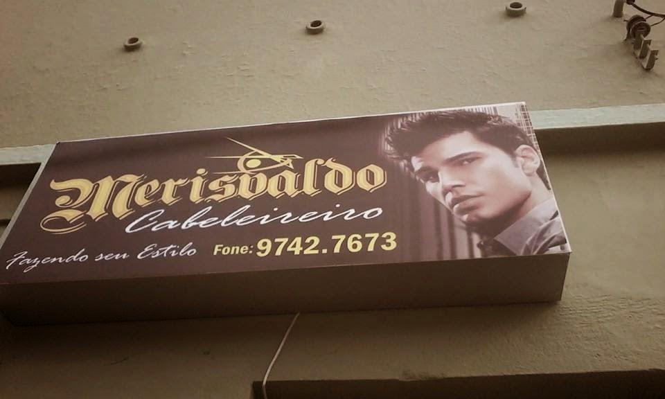 MERISVALDO, CABELEIREIRO
