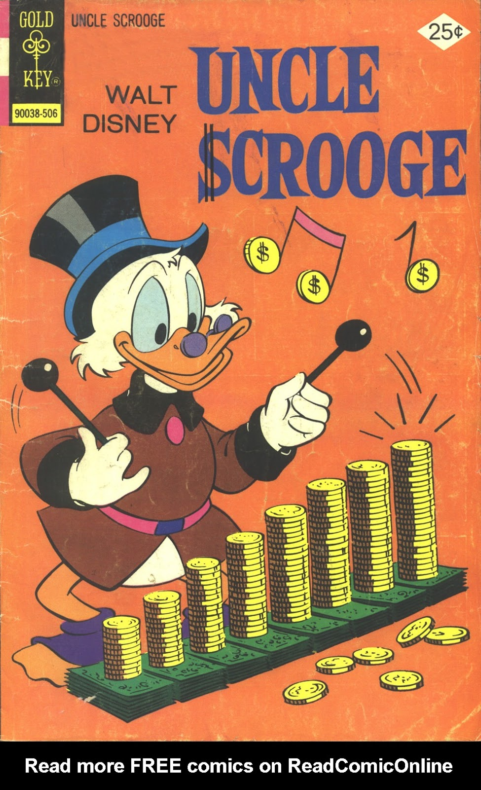 Uncle Scrooge (1953) Issue #119 #119 - English 1