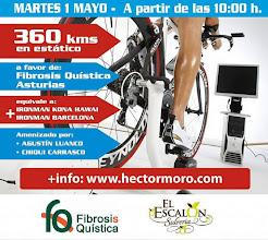 """360 KM EN """"EL ESCALÓN"""""""