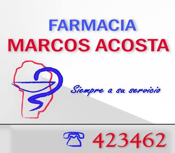 Farmacia Marcos Acosta