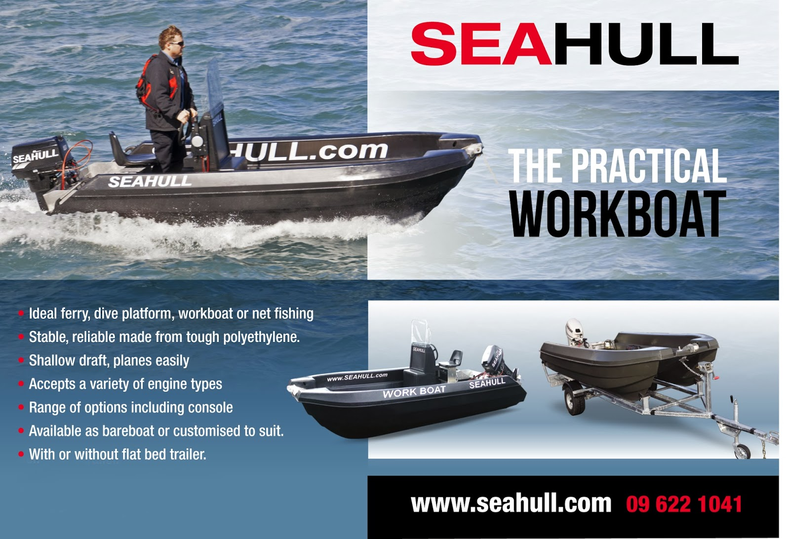 Seahull boats were created for man kind to have a safe and for Small outboard motor repair near me