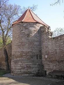 Stadtmauer Bad Langensalza
