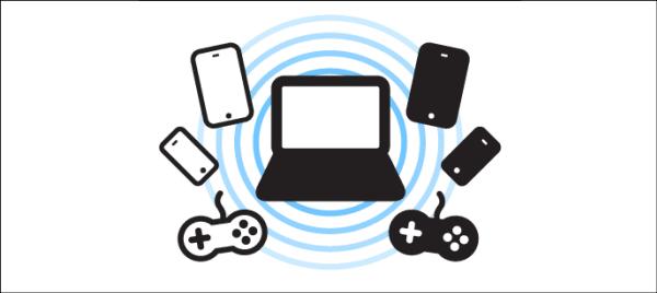 3 برامج مميزة جديدة لمشاركة الانترنت من جهازك الي اجهزة اخري