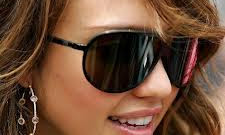 Fashion Style Sunglasses Artist Hollywood