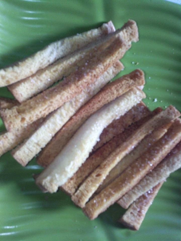 Resep Stick Roti Tawar Crispy Renyah Sederhana