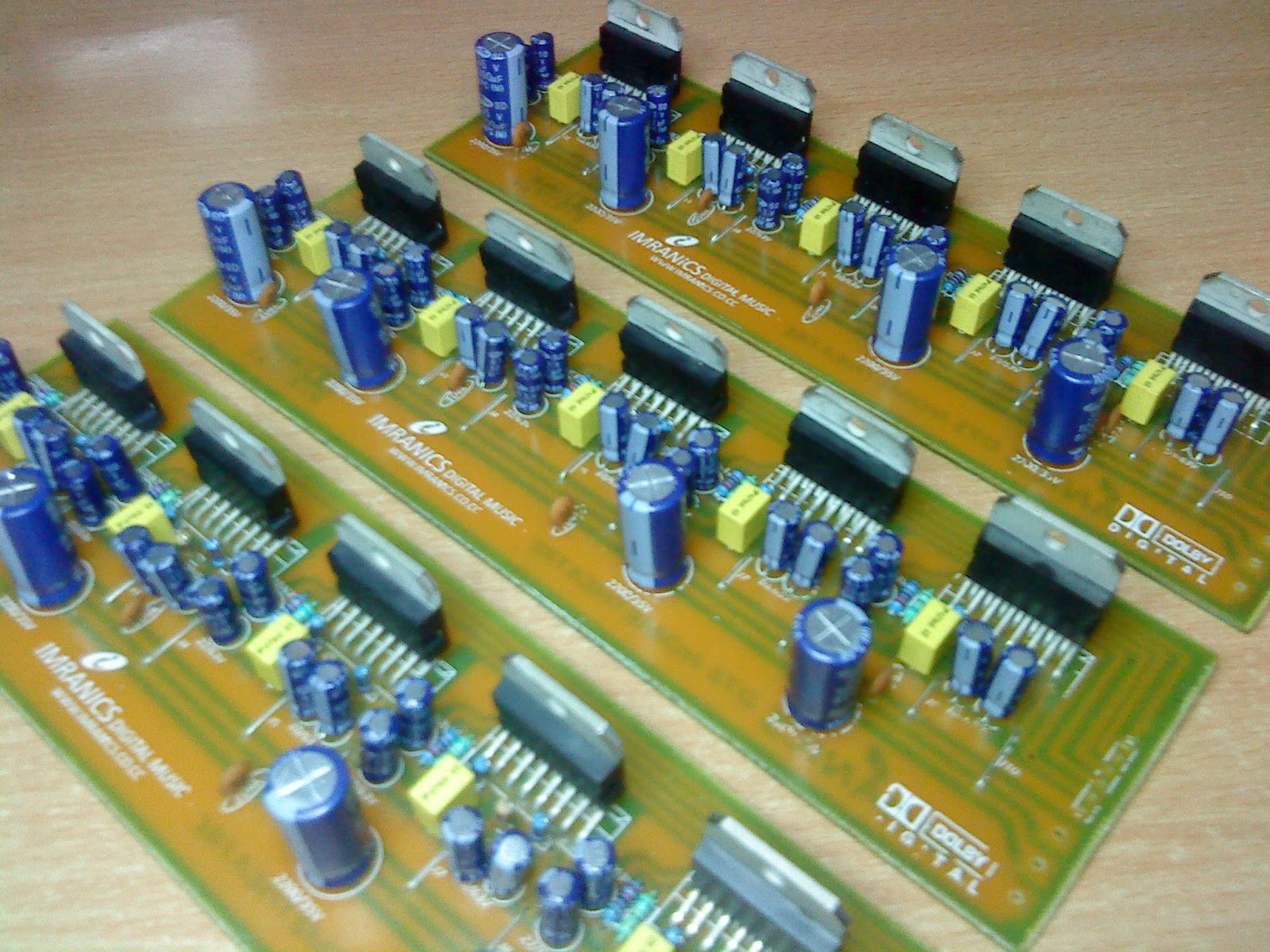 Audio Remote Kit Amplifier Electronic Circuit Kits India