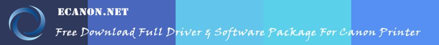 ecanon.net | Free Download Driver & Software For Canon Printer