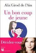 Livre Un bon coup de jeune - Alix Girod de l'Ain