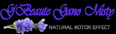 G'Beaute Gano Misty - Reishi Misty Doğal Botoks Etkili Serum - Natural Botox Effective Serum