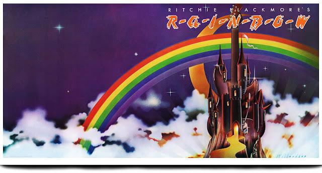 Portada de Blackmores Rainbow