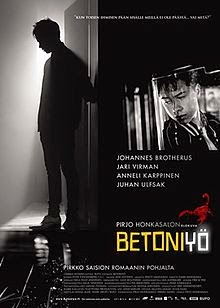Betoniyö, le film
