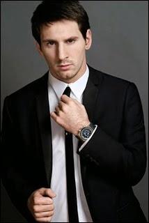 Messi, pemain terbaik dunia