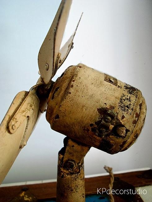 Kp Tienda Vintage Online Ventilador Antiguo Siemens