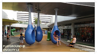 kids play area near sentosa