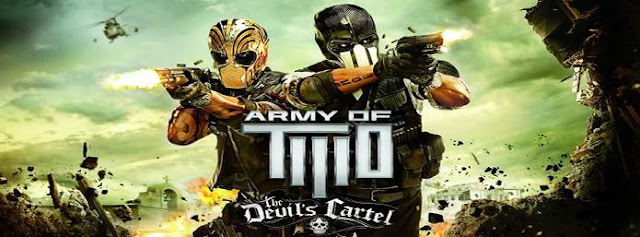 Army of Two The Devil's Cartel 2013 facebook cover