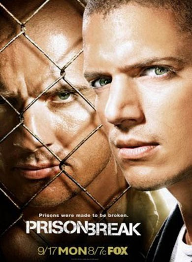 Prison Break (2005) [BrRip 720p][Latino][MEGA]