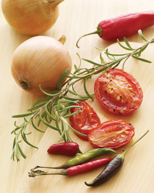 McCormick Flavor Forecast 2013 Smoked Tomato Chili Onion and Rosemary