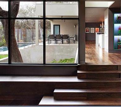 Fotos y diseos de ventanas ventanas de aluminio modernas for Imagenes de ventanas de aluminio modernas