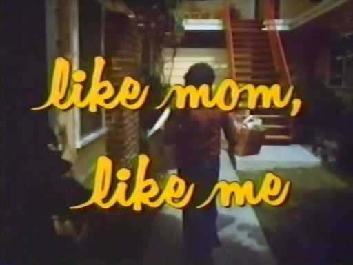 Like mom like me