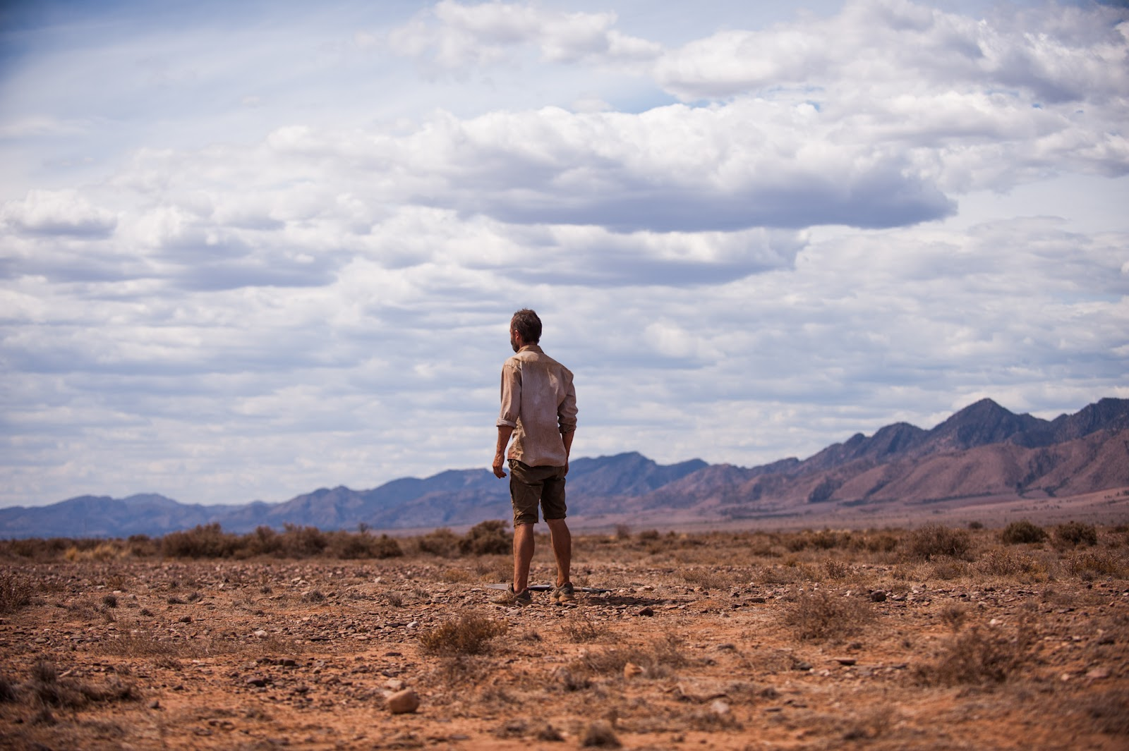 The Rover Guy Pearce Eric against the world