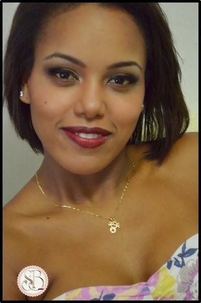 Somando Beleza, Neiva Marins Mke Up Pra Uma Produão Fotográfica, Niterói