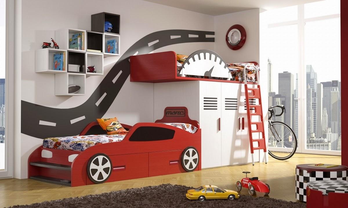 Blog dormitorios juveniles valencia qu es una cama tren - Camas coches infantiles ...