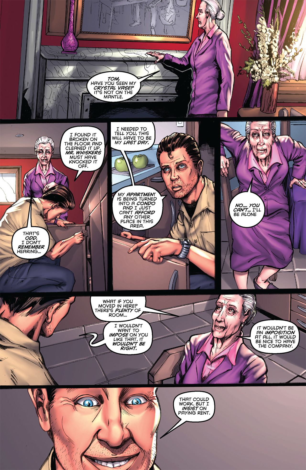 Grimm Fairy Tales (2005) Issue #27 #30 - English 7