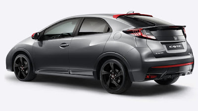 Mobil Civic Type Baru Sangat Megah