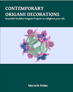 Contemporary Origami Decorations