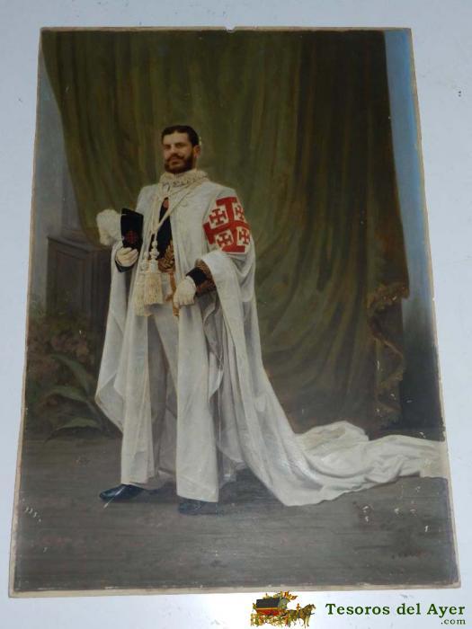 Santo-Sepulcro-Caballero-con-hábito-uniforme