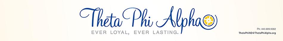 Theta Phi Alpha | President's Corner