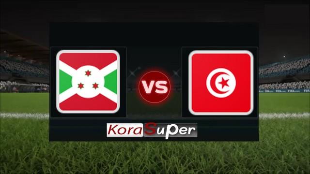 شاهد لايف مباراة تونس وبوروندي بث مباشر17-06-2019 كورة أُونْلايْن لِإِيف