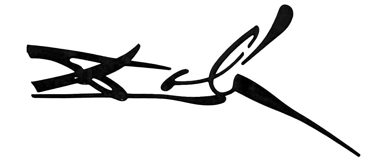 Salvador Dali Signature | ylook4art