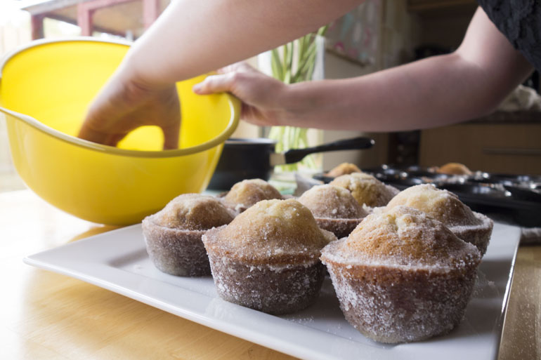 Loved By Laura | Do you know the Duffin man? | Experiments In Baking