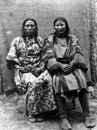 Native American Two-Spirit People