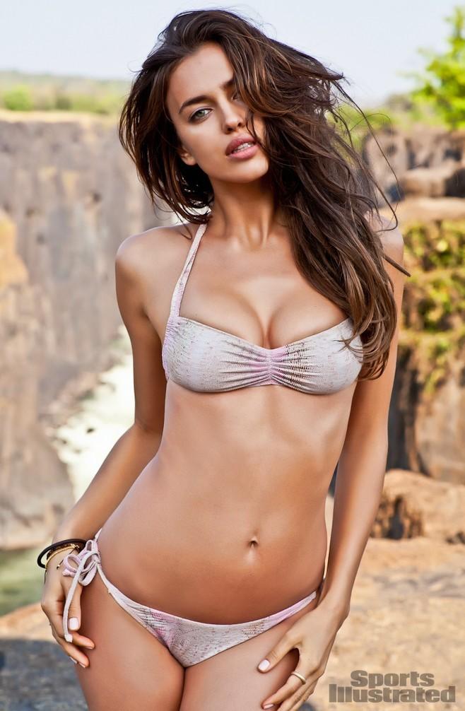 Irina Shayk Hott n Sexxyy For 2012 Sports Illustrated
